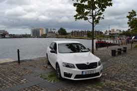 skoda octavia rs review driver u0027s edition
