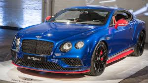 bentley car the most powerful bentley ever sold is also one of the best