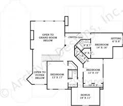 floor plans with walkout basement craftsman house plan pinedale 30 228 flr1 traditional plans