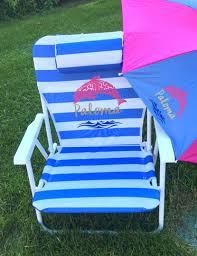 Big Beach Chair Beach Chair Personalized Beach Chair W Carry Strap