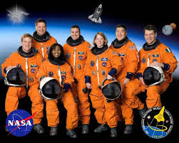 space shuttle astronaut astronauts ready for complex construction flight