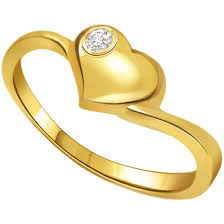 love shaped rings images Your love in my heart diamond heart shape rings surat diamond jpg