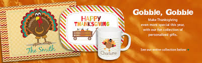 personalized thanksgiving gifts for hostess