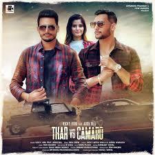 camaro song thar vs camaro feat arsh gill by virk 2017 punjabi song mp3