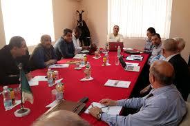 bureau ude thermique réunion du comité permanent des journées internationales de