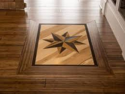 decorative hardwood floors medallions borders trim and tile