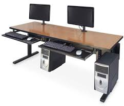 Desks For Two Computers Computer Desk For Two Computers Computer Desk For Two Computers