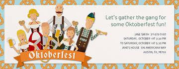 online oktoberfest party invitations evite com