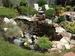 Backyard Small Pond Ideas 17 Best Koi Ponds Images On Pinterest Pond Ideas Garden Ponds