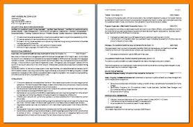 2 Page Resume Samples by 5 2 Page Resume Examples Addressing Letter