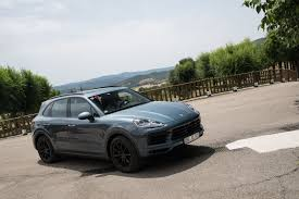 Audi Q5 8hp - prototype drive porsche cayenne more aggressive than ever gtspirit