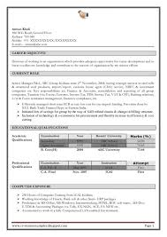sle resume for chartered accountant student journal writing resume letter objective accounting statements how to write degree on