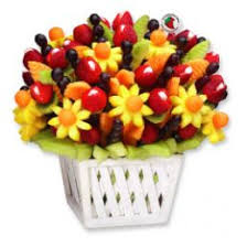 how to make a fruit basket arrangement how to make a do it yourself edible fruit arrangement edible