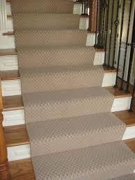 installing carpet runner in the marble stairs carpets inspirations