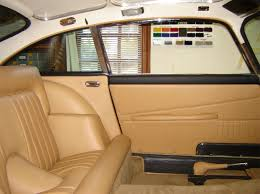 Upholstery Restoration 1966 Astin Martin Db5 Gallery Pauls Custom Interiors Auto