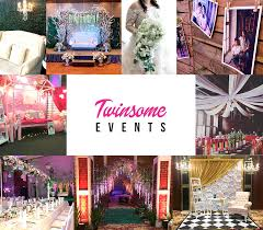 wedding backdrop manila twinsome events styling services