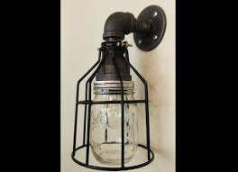 Galvanized Wall Sconce Galvanized Pipe Light Fixtures Light Fixtures