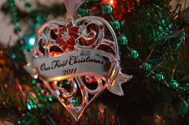 our ornament weddingbee
