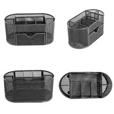 Desk Tidy Set Desk Tidy Mesh Desk Organiser Set Office Tidy Organization Desk