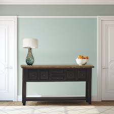Hallway Table With Drawers 5267888w In By Hillsdale Furniture In Henderson Nc Tuscan