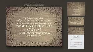 rustic wedding invitation read more engraved flowers wood rustic country wedding