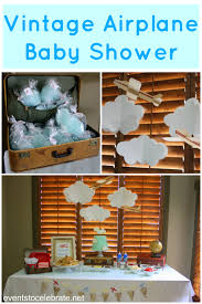airplane baby shower decorations baby shower archives events to celebrate