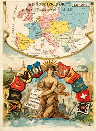 Map Of Renaissance Europe by Allegorical Images Of Europe In Some Atlas Titlepages