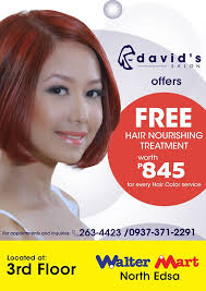hair salon edsa quezon city david s salon our waltermart north edsa branch is facebook