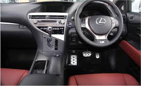 lexus rx 350 interior colors garnet interior f sport clublexus lexus forum discussion