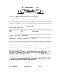 Free Car Bill Of Sale Form free business bill of sale form purchase agreement pdf word 791