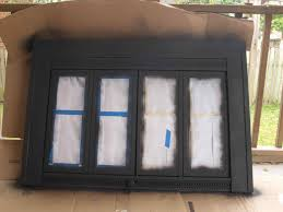 fireplace glass fireplace cover home depot screen for safety and