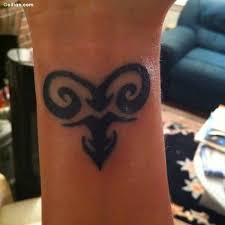 31 mysterious aries tattoos designs and zodiac signs parryz com