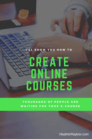 create online courses the definitive guide vladimir raykov