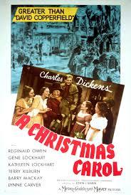 a christmas carol 1938 starring reginald owen gene lockhart