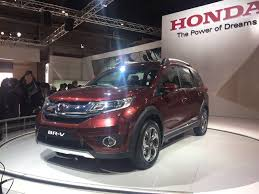 honda br v honda cars at auto expo 2016 honda at delhi auto expo