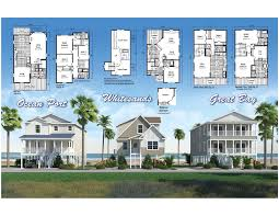 House Plans Coastal Coastal Plans Donaway Homes