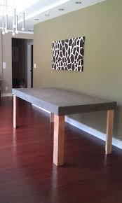 diy concrete dining table diy concrete table concrete dining table concrete coffee table