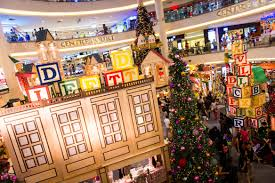 recommend malaysia shopping mall christmas decoration story