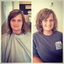 perm photos for thin hair body wave perm before and after pictures google search