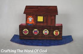 noahs ark crafting the word of god