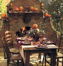 fall and autumn centerpieces decoration ideas family