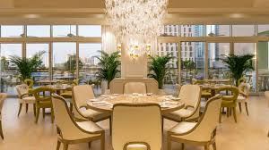 Restaurant Dining Room Tables Eating Out In Dubai Dining At Grosvenor House Dubai U0027s Award