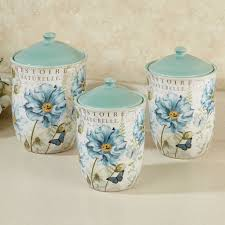 white canister sets kitchen classy white finish kitchen cabinet inspiration in light blue and