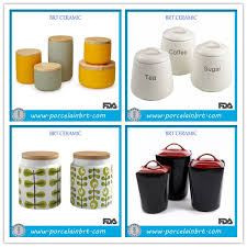 Unique Kitchen Canisters by Red Lid Black Unique Kitchen Canisters Set Buy Unique Kitchen