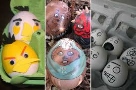 Unusual Easter Egg Decorations by 9 Fun And Creative Easter Egg Designs