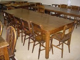 Antique Oak Large Dining Table Sold Gallery - Antique oak kitchen table