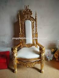 french style wedding royal king throne chairs for sale buy royal