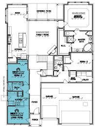 lennar next gen floor plans multi generational floor plan 2 floors lennar homes concordia ii