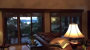 cornices for sliding glass doors the best sliding glass door window covering solution youtube