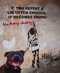 land of giants american pitbull terriers the truth about pit bulls the nanny dog myth revealed